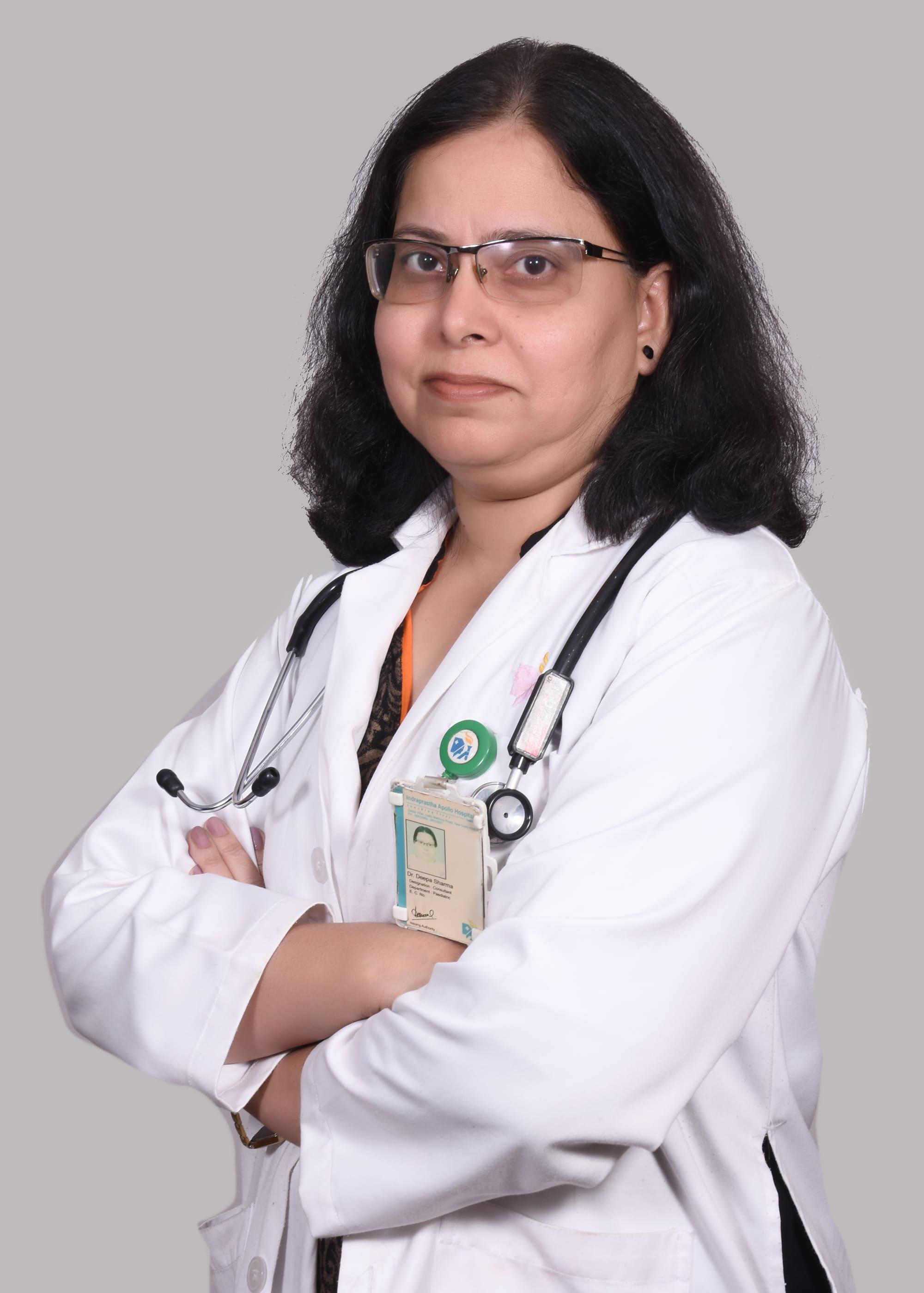 Pediatrician in Delhi
